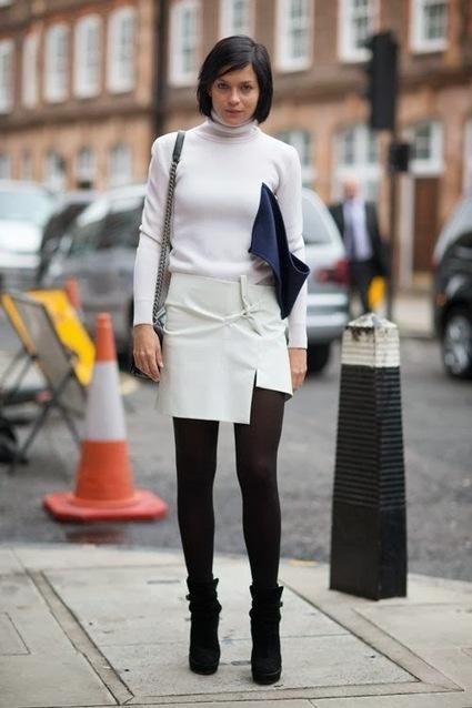 Steet Style - London Fashion Week | Garotas Cosmopolitas ❤ | London fashion | Scoop.it