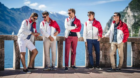 Race Jacket Spring Summer 2016 - Fay | Le Marche & Fashion | Scoop.it