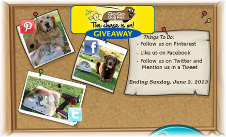 Contest Will Officially end Sunday June 2, 2013 11:59pm | Interactive Dog Toys | Scoop.it