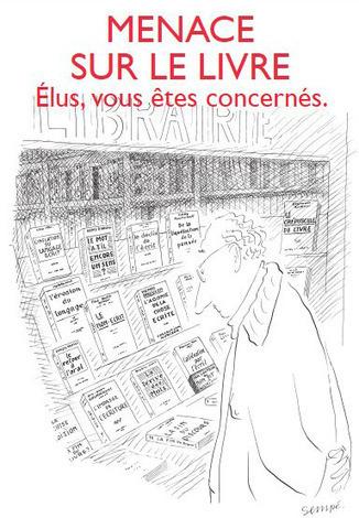 « Opération Sempé » contre la TVA sur le livre à 7% | enssib | BiblioLivre | Scoop.it