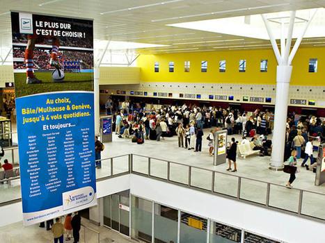 Aéroport de Bordeaux : une hausse de 7% du trafic international en juin | Groupe et Marques CCI de Bordeaux | Scoop.it