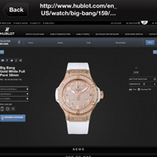Hublot bridges print, digital gap via QR code - Luxury Daily - Mobile Commerce Daily - Advertising | Lux Social Web | Scoop.it