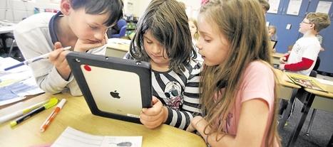 Les tablettes tactiles à l'assaut du monde de l'éducation | L'enseignement dans tous ses états. | Scoop.it