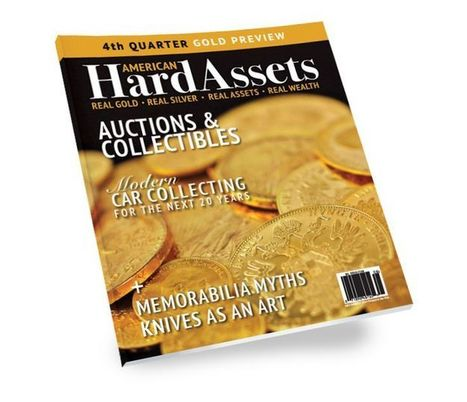 Magazine Issue | Auctions and Collectibles | Scoop.it