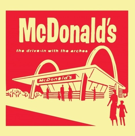 Happy Fourth Of July! A Quintessentially American Look At McDonald's Architecture | Construction & Architecture | Scoop.it