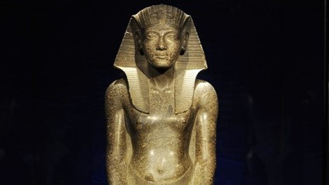 Mystery of King Tut's Death Solved? | HISTORY | Scoop.it