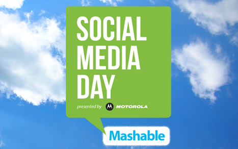 Social Media Day 2012 Around the World - Mashable   Social Media Article Sharing   Scoop.it