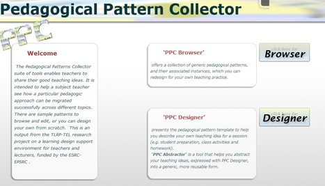 Pedagogical pattern collector   Inclusive teaching and learning   Scoop.it