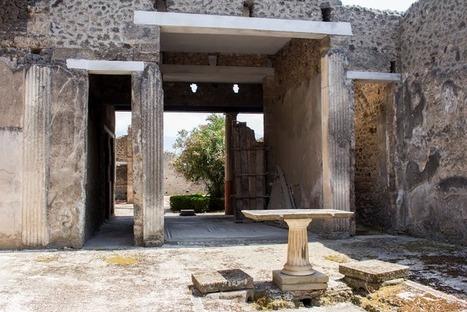 Pompei seen through the eyes of a Vintage Fashion Blogger | Italia Mia | Scoop.it