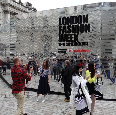 How Digital and Social Media Marketing are Changing the Face of Fashion Week   Astound! Fashion marketing & communication   Scoop.it