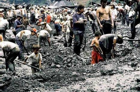 Cinco mil menores trabajan actualmente en algún sector de la minería - El Universal - Colombia | Infraestructura Sostenible | Scoop.it