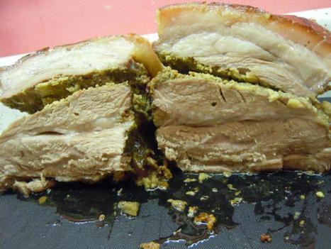 Le Marche Style Sudbury porchetta by Vespa Street Kitchen | Le Marche and Food | Scoop.it