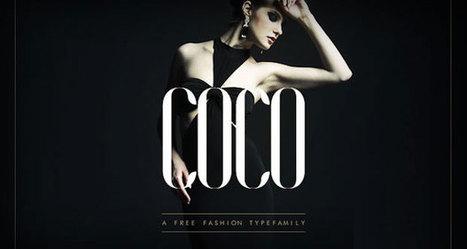 Top 30 Free Fonts Designer Should Download   Web design   Scoop.it
