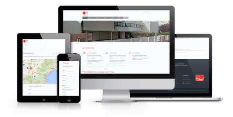 Site internet #drupal pour le Groupe Morereau | Création sites internet Drupal & Magento made in Gers - Toulouse | Scoop.it