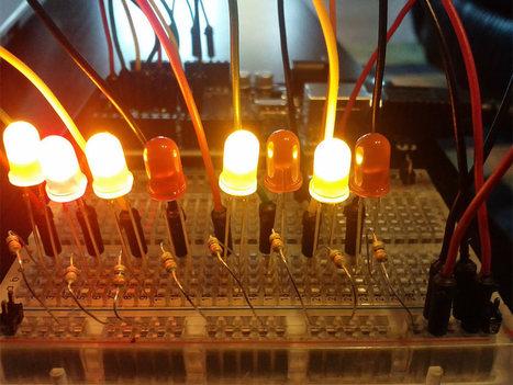 Temperature via Arduino | Xaben's Blog | Arduino Geeks | Scoop.it