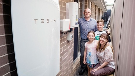 "The Tesla Powerwall is finally rolling out. First stop: Australia | L'impresa ""mobile"" 