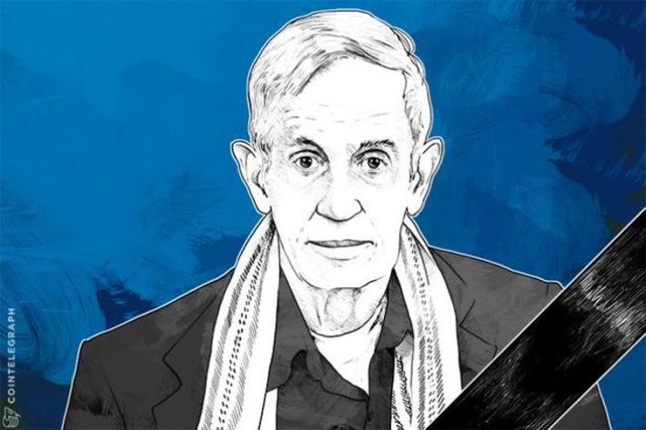 John Nash's Death Prompts Renewed Speculation over Bitcoin Creation - CoinTelegraph   money money money   Scoop.it