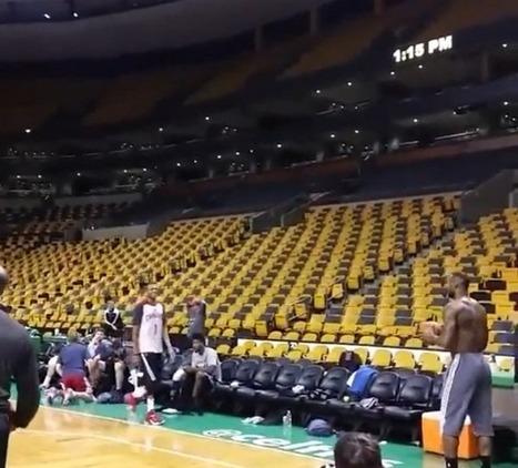 LeBron James Full Court Shot - Basketball Crossover   Basketball Locker   Scoop.it
