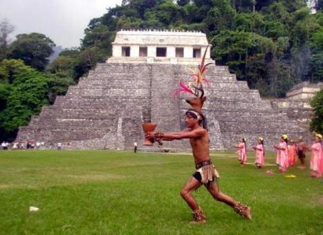 Antiguas Civilizaciones (10/13) - Mayas | Shurya.com | historia de la matematica | Scoop.it