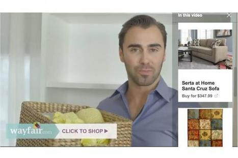YouTube Adds Click-to-Shop Button to TrueView Ads | Social media news | Scoop.it