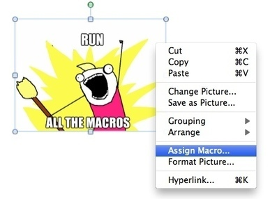 How To Use Macros You Find Online In 6 Easy Steps | About Excel and macro | Scoop.it