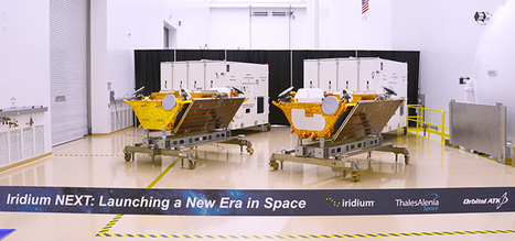 Iridium's SpaceX launch slowed by Vandenberg bottleneck - SpaceNews.com | New Space | Scoop.it