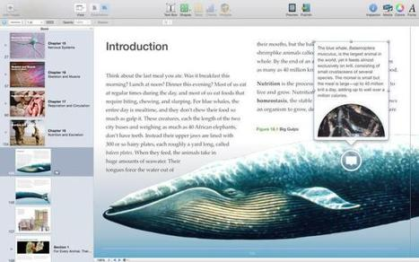 iBooks Author updated with ePub and InDesign importer, new templates, and more | Publishing with iBooks Author | Scoop.it