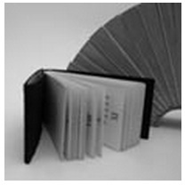 Bookmarking Book Art - Atelier des Grames | Books On Books | Scoop.it