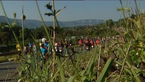 Les 100 Km de Millau : entre enfer et paradis pour les coureurs | L'info tourisme en Aveyron | Scoop.it