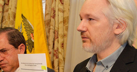 Julian Assange : « En m'accueillant, la France accomplirait un geste humanitaire » | Saif al Islam | Scoop.it