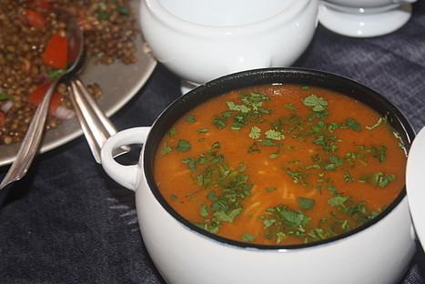 Chorba | la cuisine de mes racines | Scoop.it