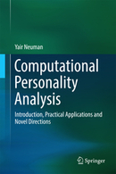 Computational Personality Analysis | Yair Neuman | CxBooks | Scoop.it