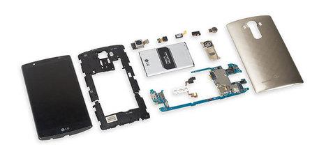 Disassemble LG G4 to replace LCD screen | Smartphone DIY Repair Guide | Scoop.it