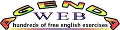 English exercises - grammar exercises - learn English online | English Learning Websites | Scoop.it