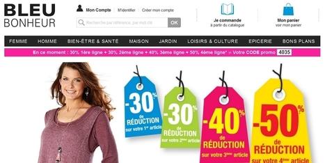 Bleu Bonheur, le e-shop des seniors devenu marketplace | MarketPlace | Scoop.it