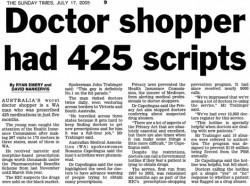 Alertas por sobredosis de medicamentos recetados | Comunicación y Salud | Scoop.it