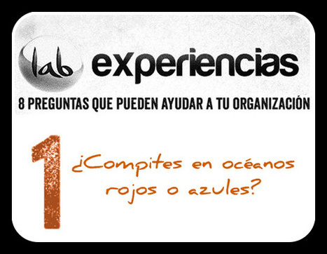 ¿Compites en océanos rojos o azules? - Andalucia Lab | Competitividad y Turismo | Scoop.it
