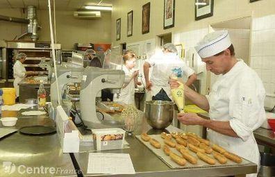 L'école française de boulangerie et de pâtisserie double son offre   La Montagne   ressources pédagogiques   Scoop.it