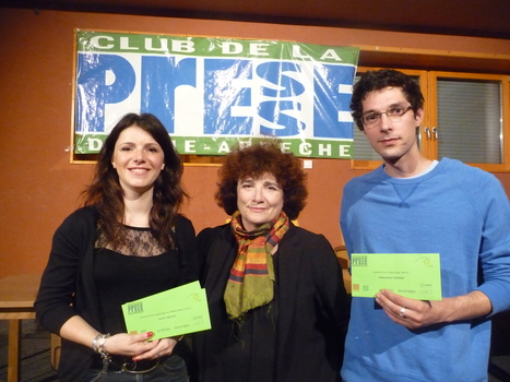 Les lauréats du concours Eco-Reportages 2012   sarthe développement   Scoop.it