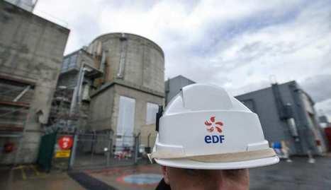 La panne boursière d'EDF et de GDF-Suez se poursuit | Think outside the Box | Scoop.it