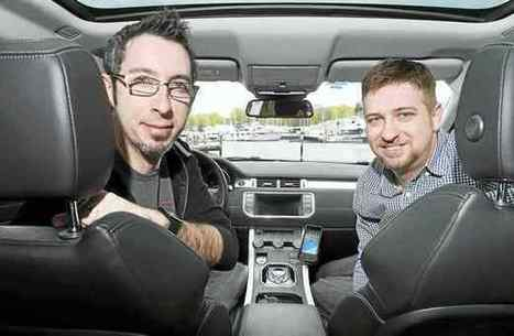 Milford company's GPS app charts the scenic route | Location Is Everywhere | Scoop.it