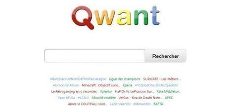 Qwant, le moteur de recherche «made in France» - Le Parisien | Les dernières news en matière de référencement | Scoop.it