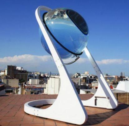 Rawlemon, la sphère solaire qui met le photovoltaïque en boule | Energies pour la transition | Scoop.it