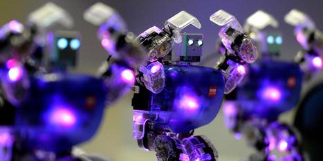 La robotique, source d'emploi pour les jeunes ?   Vous avez dit Innovation ?   Scoop.it