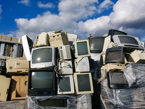 In the developing world, e-waste emerges from the shadows | environmental engineering | Scoop.it