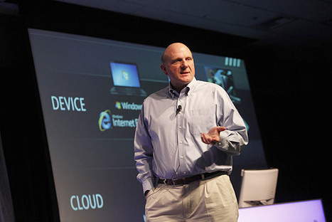 Ballmer Unsure How Long He'll Remain on Microsoft Board: Report - SiteProNews | Digital-News on Scoop.it today | Scoop.it