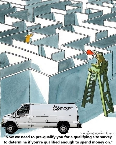 Comcast Finds Excuses to Avoid Installing Gigabit Pro Fiber; Construction Costs Seem to Matter | Phil Dampier | Stop the Cap! | Surfing the Broadband Bit Stream | Scoop.it