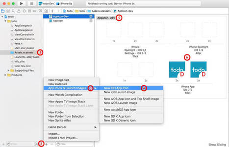 How to Use Xcode Targets to Manage Development and Production Builds | mr ios | Scoop.it