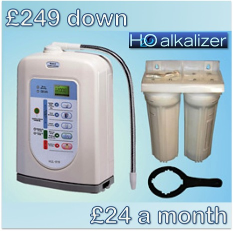 Alkalizer Payment Plan - H2O Alkalizer | The Basic Life | Scoop.it