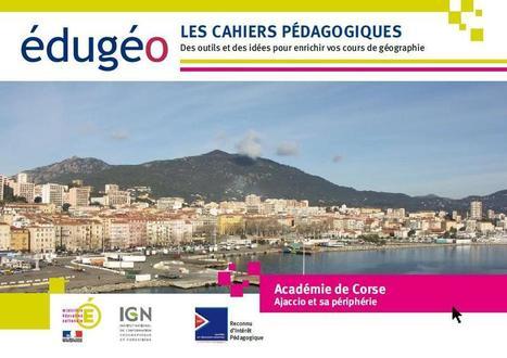 Édugéo, le géoportail de l'éducation | édugeo | Scoop.it